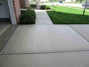 concrete Driveway Sealing Process