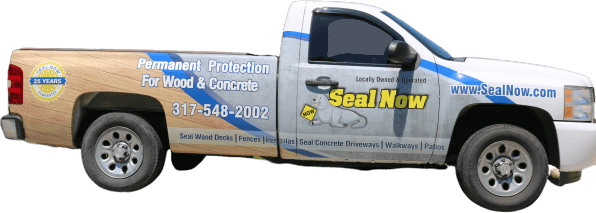 Seal Now Truck