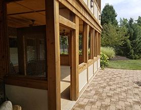 Beautiful wood project