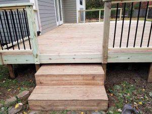 Unfinished-Deck