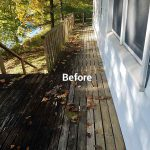 Before Sealing a Deck